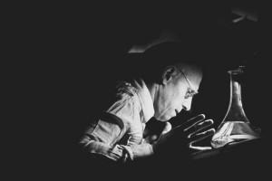 Calm before the storm: Virilio's debt to Foucault