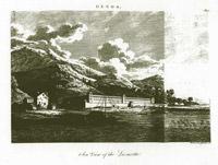 Sea View of the Lazaretto